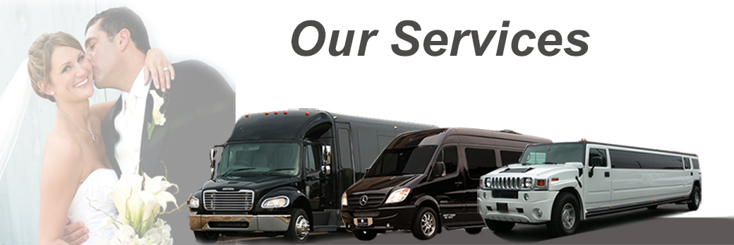 Limousine and party Bus Rental Services